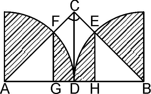 等腰直角三角形